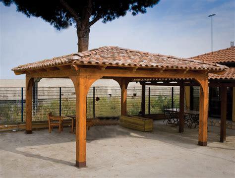 costruzione tettoie in legno tettoie in legno prefabbricati in cemento