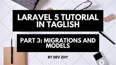 laravel tutorial model taglish laravel tutorial online voting system part 3