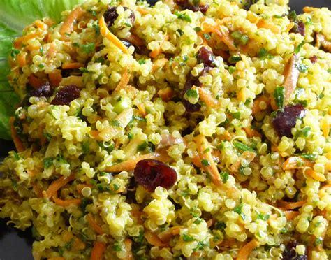 quinoa salad quinoa salad with toasted almonds recipe dishmaps