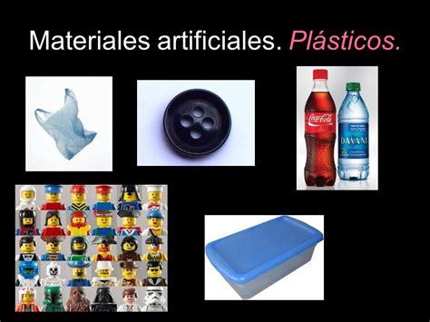 imagenes de materiales naturales y artificiales materiales artificiales ppt video online descargar