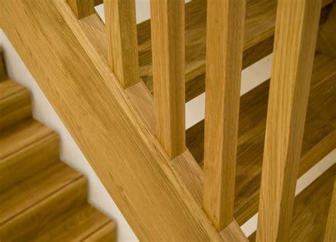 Square Stair Spindles Boston Oak Staircase Oak Openplan Staircases