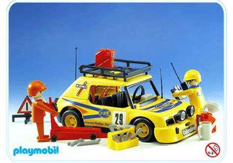 Rally Auto Playmobil voiture de rallye 3524 a playmobil 174 france