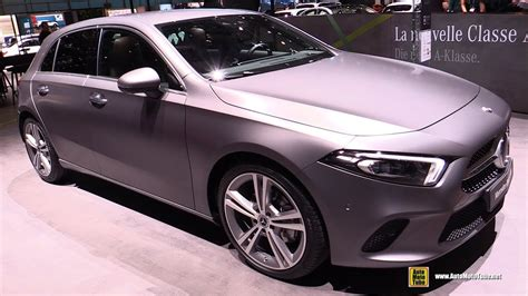 Mercedes A200 Amg Line 2019 by 2019 Mercedes A200 Exterior And Interior Walkaround
