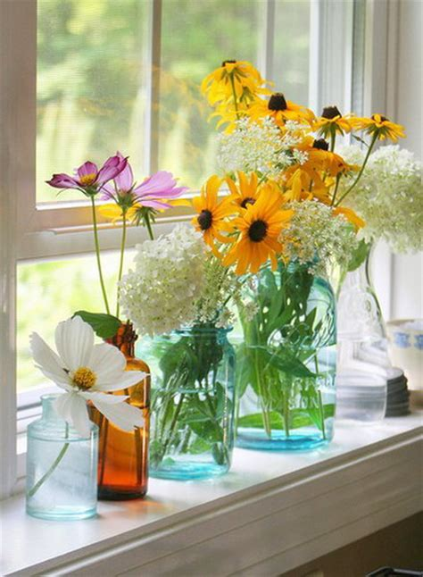 Window Sill Plants Decor Modern Window Sill Ideas Window Ledge Decorating Ideas