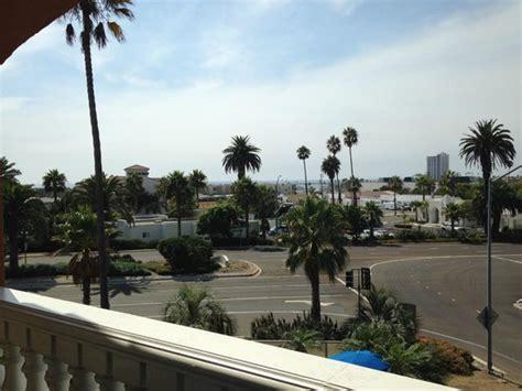 comfort inn marina california room 326 s view from private balcony