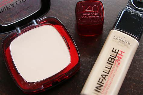 L Oreal Infallible Liquid Foundation l oreal infallible makeup liquid foundation mugeek