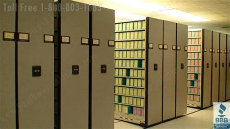 Vital Statistics Birth Records Storing Vital Records And Certificates High Capacity Document Storage Shelving