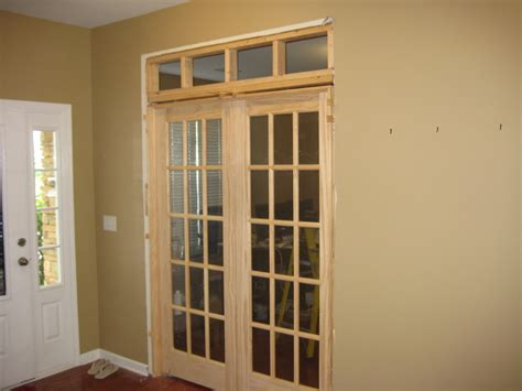 Pocket Door Project Part 2 Thought Joe Feser 2 Sliding French Doors To Consider