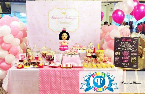 themed birthday party singapore premium dessert table for parties party fiestar the best