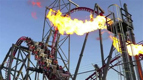 9 Rankers Of The Roller Coaster World by Top 10 Roller Coasters In The World 2012