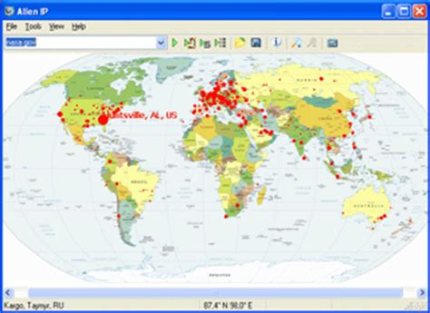 Search Ip Address Location Maps Ip Lookup Map Map3