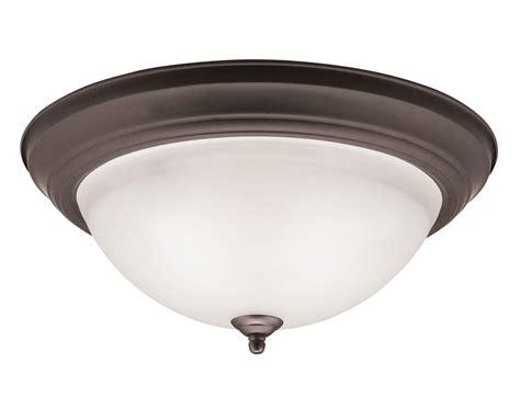 kichler 8116oz flush mount ceiling fixture