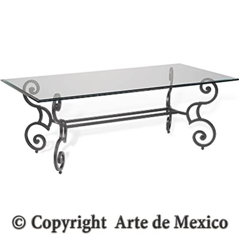 Arte De Mexico Furniture by Dt030 1 Wrought Iron Dining Table Page