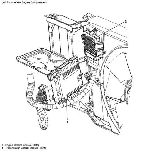 transmission control 2006 gmc sierra 2500hd electronic valve timing tcm factory flash update allison ecmcustoms