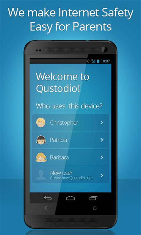 parental apps for android qustodio parental android apps on play