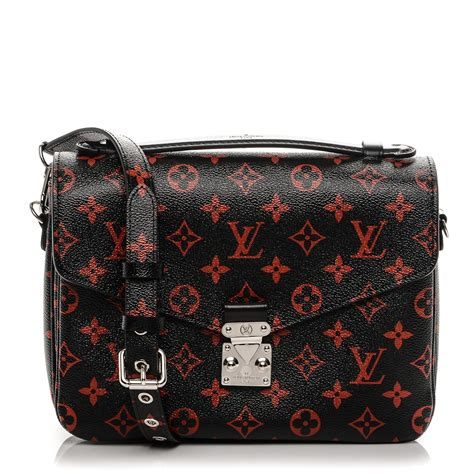 Lv Pochette Infrarogue louis vuitton monogram infrarouge pochette metis 186525