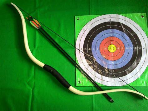 Target Panah Kuat jual paket busur panah archery mongolia pvc murah