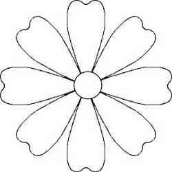Flower Outline by Big Image Png