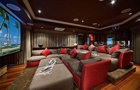 Home Theater Houston Ideas Cinema Em Casa Salas Projetadas Especialmente Para Curtir Um Cineminha 171 Casa 171 Arquitetura
