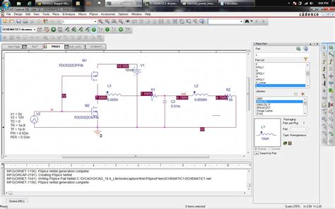 orcad 9 1 layout free download pspice convert netlist to schematic spicevision pro high