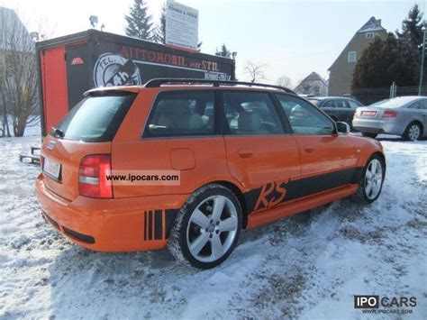 audi rs4 2002 2002 audi rs4 vollausstttung many new parts 450hp xenon