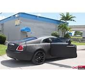 Rolls Royce Wraith 3D Jungle Wrap