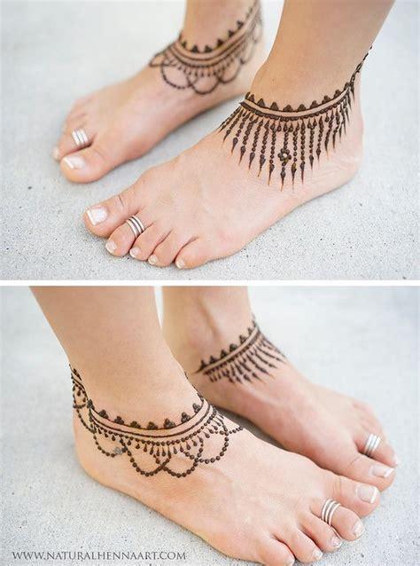 simple tattoo ankle best 25 ankle henna tattoo ideas on pinterest henna ink