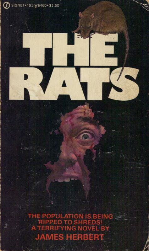 The Rats much horror fiction the rats by herbert 1974