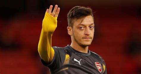 mesut ozil biography book 17 things mesut ozil reveals about life at arsenal in his