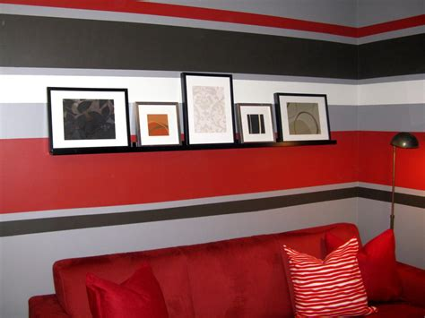 painted walls 100 half day designs painted wall stripes hgtv