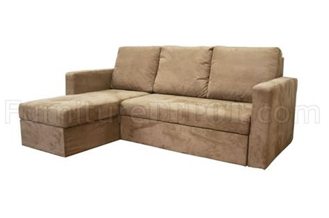tan microfiber couch tan microfiber modern convertible sectional sofa bed