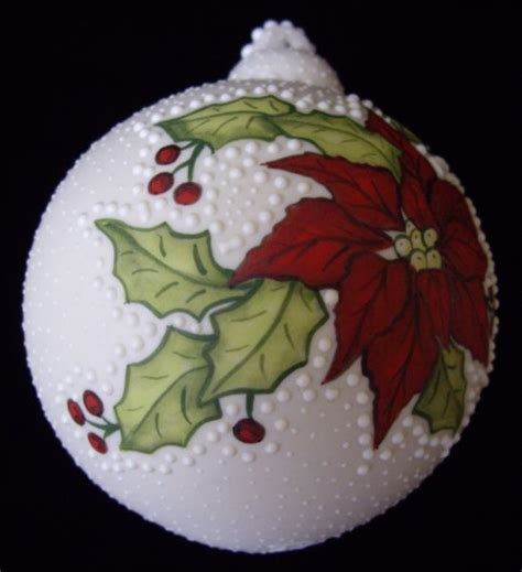 handpainted ornaments best 25 painted ornaments ideas on diy
