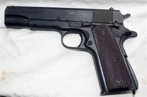 wwii deactivated colt 1911a1