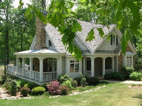 One Story House Plans With Wrap Around Porch by Landscaping Picmia