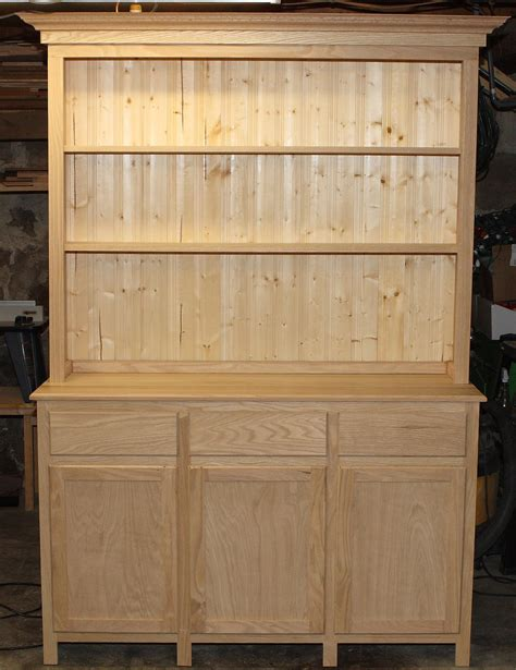 Kitchen Hutch Designs with Free Woodworking Plans Kitchen Hutch Woodproject