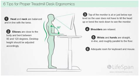 The Gallery For Gt Ergonomic Desk Diagram Standing Desk Ergonomics
