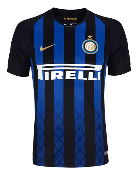 Jersey Go Inter Milan inter milan 18 19 home shirt nike style sports