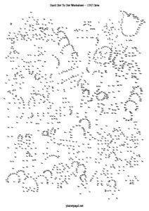 Dot To Dot Printable Pdf