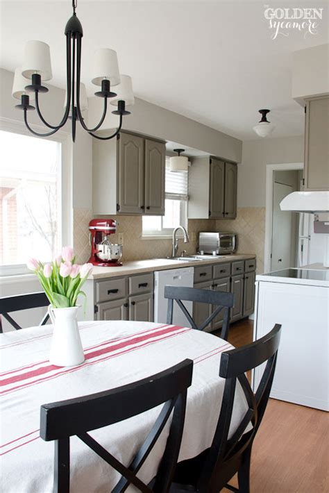 updating kitchen cabinets on a budget kitchen update on a budget the golden sycamore