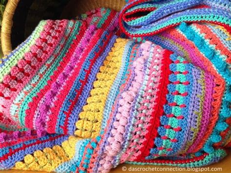 37 best statement fans images on pinterest blankets multi stitch stripe blanket share a pattern