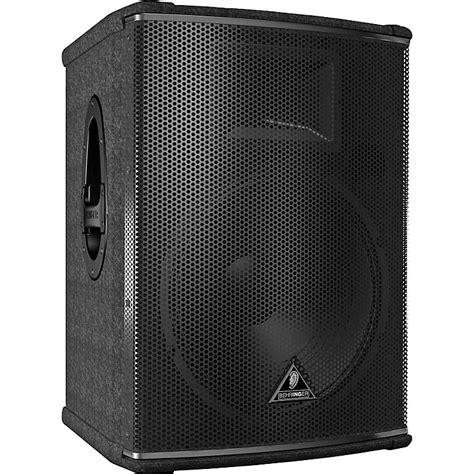 Speaker Subwoofer Behringer behringer eurolive e1520a 15 quot 2 way powered speaker music123