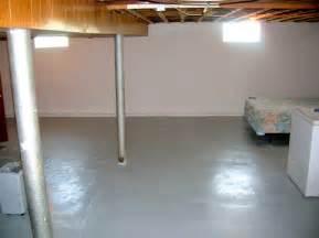 Basement basement floor ideas