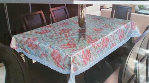Taplak Meja Makan 5 jual taplak meja makan persegi kotak besar 8 orang doremi shop