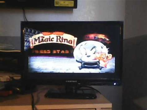 Watch Magic 2002 Closing To Tom Jerry The Magic Ring 2002 Vhs Youtube