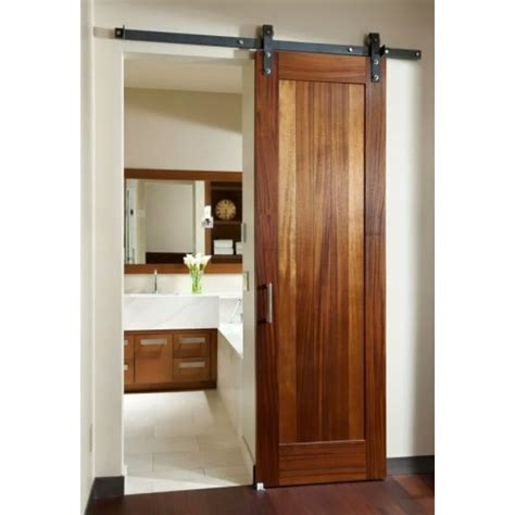 Henderson Rustic 80 Barn Door Sliding Rail Set 3m Barn Door Railing