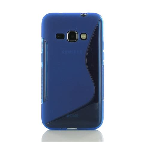 Softcase Anticrack Samsung J1 J100 Soft Casing Cover Clear samsung galaxy j1 2016 soft blue s shape pattern pdair