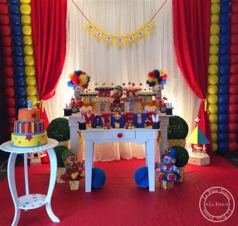 In Home Decor by Festa Infantil Circo Patati Patat 225 Le Petit Festas