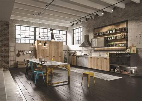 le industrial style cucine industrial style cose di casa