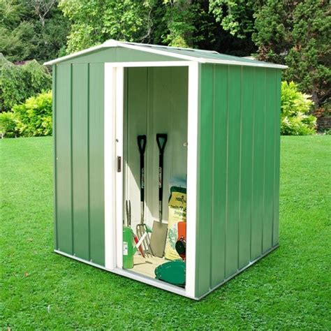 Metal Sheds Prices by Billyoh Partner Mini Apex Metal Shed Metal Sheds