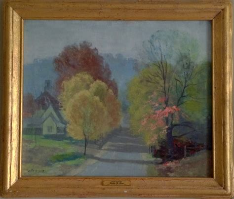 painting indiana leota w loop 1893 1961 indiana collector buyer